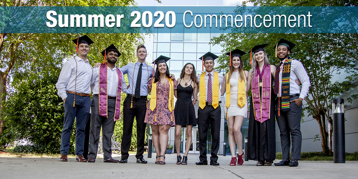 2020 Commencement header