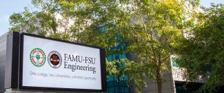 FAMU-FSU College of Engineering signage
